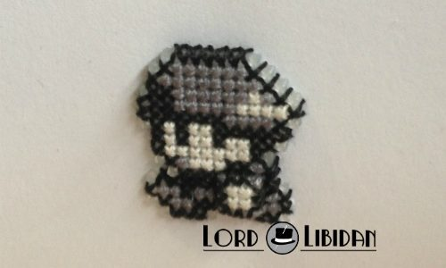 3D Pokemon Character Cross Stitch by Lord Libidan