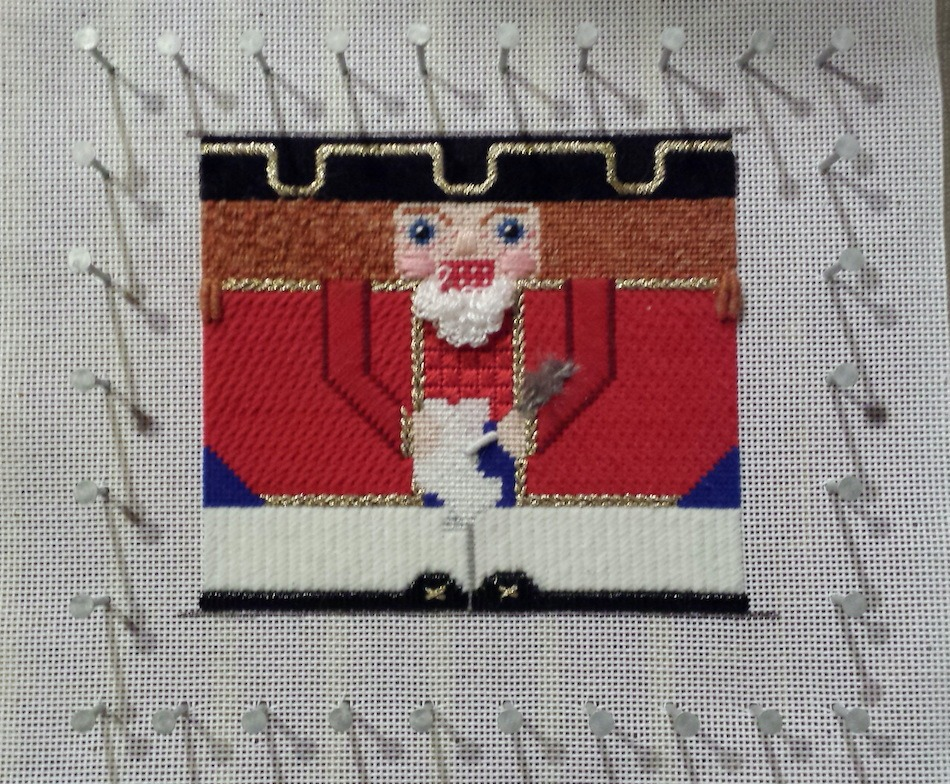 Blocked cross stitch (Source: suduck.com)
