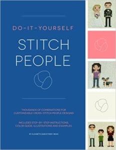 Do-It-Yourself Stitch People Book by Lizzy Dabczynski-Bean (source: stitchpeople.com)