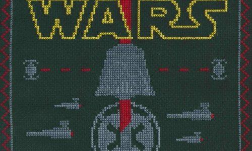 Star Wars Dark Side Sampler Cross Stitch by Lord Libidan
