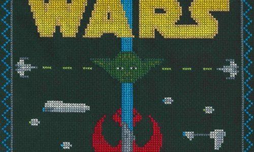 Star Wars Light Side Sampler Cross Stitch by Lord Libidan
