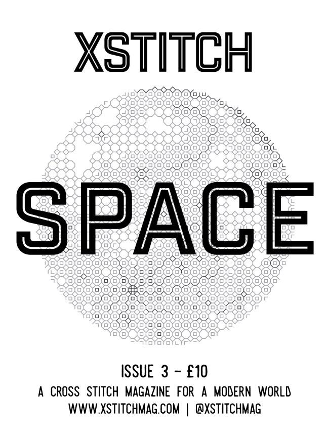 xstitch magazine issue 3 cover