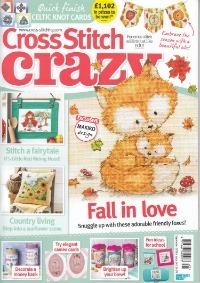 cross stitch crazy issue 245