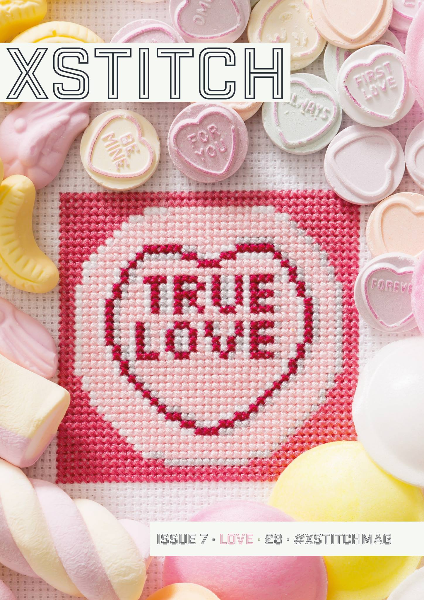 Xstitch Issue 7 Love featuring Lord Libidan