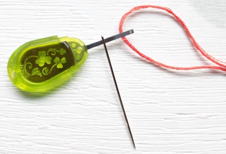 Clover Needle Threader (Source: SnugglyMonkey.com)