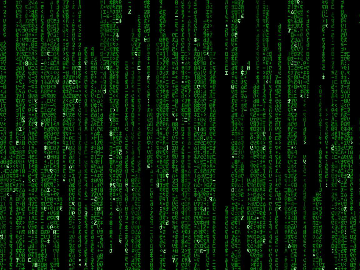 Matrix Code (Source: Wikipedia)