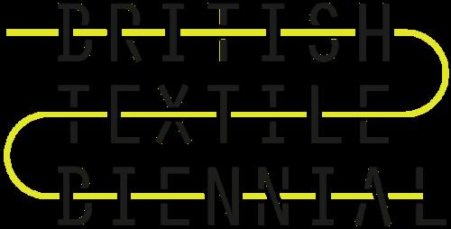 british textile biennial logo