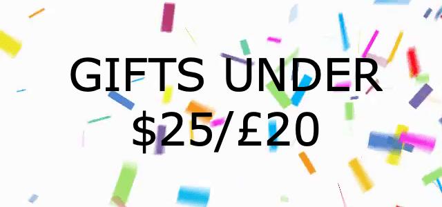 Cross Stitch Gifts Under 25 Dollars