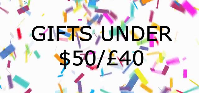 Cross Stitch Gifts Under 40 Dollars