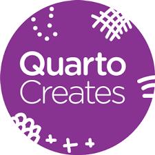 Quarto Creates logo