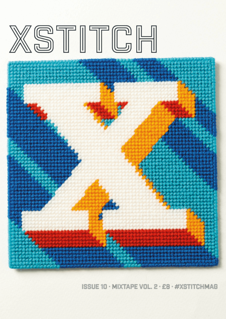 XStitch Magazine Issue 10 featuring Lord Libidan (Source: xstitchmag.com)