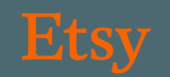 Etsy Logo (Sourec: Google Images)