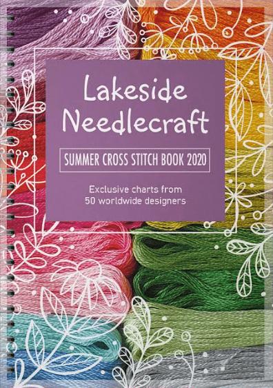 Lakeside Needlecraft Summer Cross Stitch Book 2020 featuring Lord Libidan (Source: lakesideneedlecraft.co.uk)