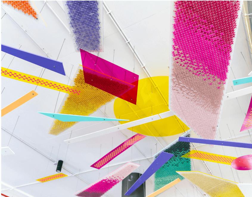 Installation by Ana Martins (Source: DesignBoom)