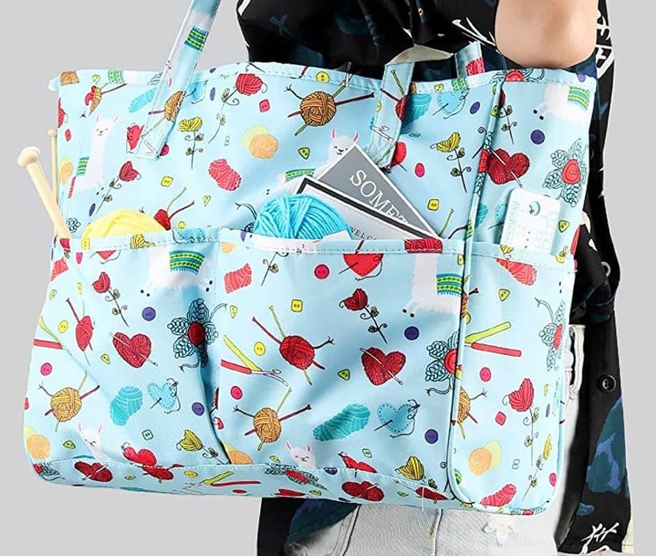 Knitting Bag (Source: Amazon)