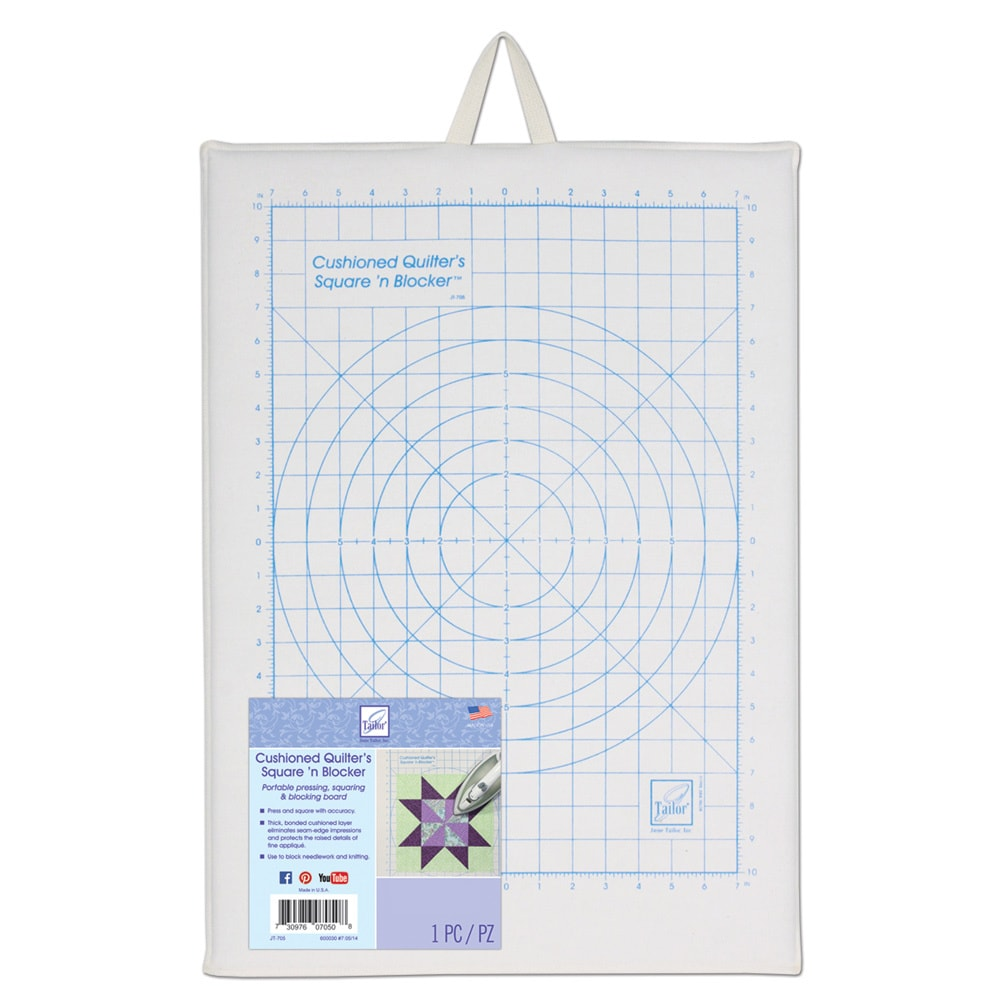 June Tailor Cushioned Quilters Square n Blocker (Source: Walmart)